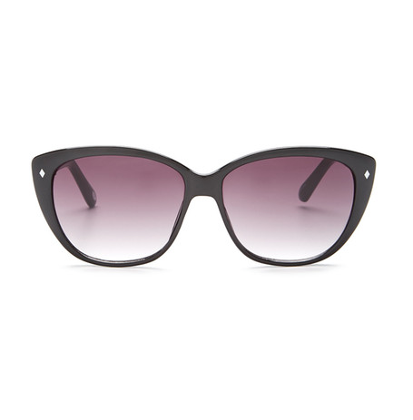 The Fossil Cat Eye Wayfarer sunglasses, found on NordstromRack.com.