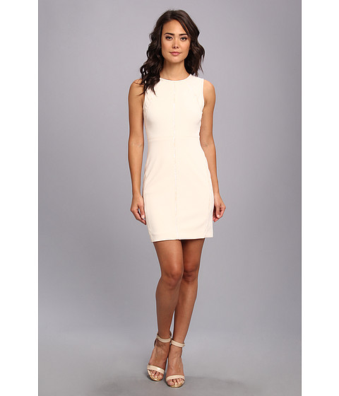 The Christin Michaels Sleeveless Sheath Crew Dress, found on 6pm.com.