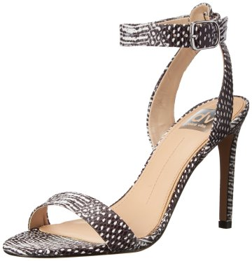 The Berkeley Sandal in Snakeskin by DV by Dolce Vita, found on Amazon.com.