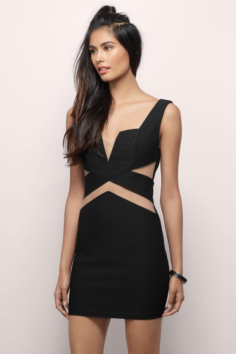The Mesh Sesh Dress, found on Tobi.com.