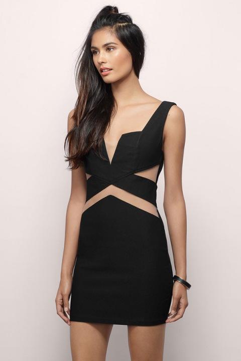 The Mesh Sesh Dress, found on Tobi.com.