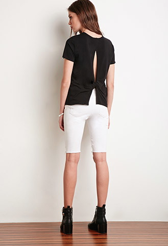 The Twisted Open-Back Tee, found on Forever21.com.