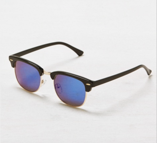 The American Eagle Half Frame Icon Sunglasses, found on AE.com.