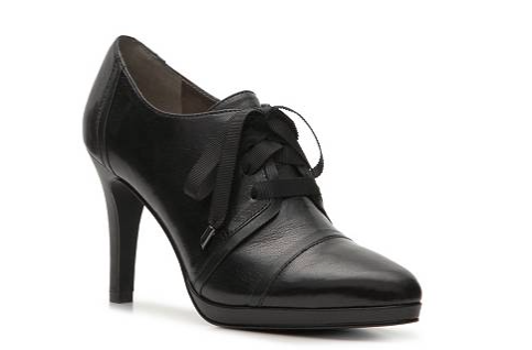 The Tahari Grace Bootie, found on DSW.com.