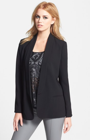 The Mural Slouchy Boyfriend Blazer, found on Nordstrom.com.