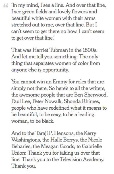 Transcript via The New York Times.