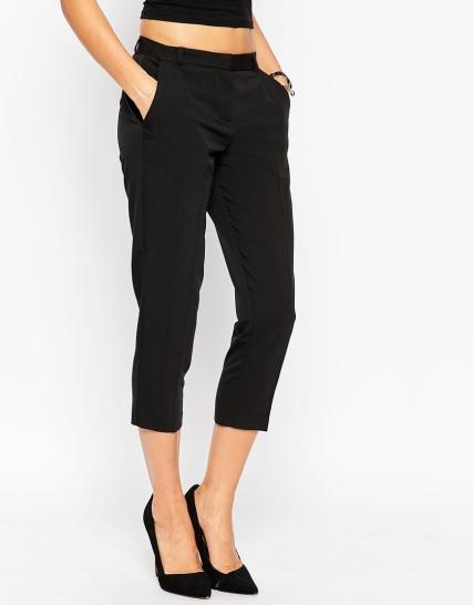 The ASOS Crop Trouser, found on Asos.com.