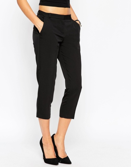 The ASOS Crop Trouser, found on Asos.com.