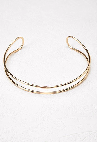 The Cutout Collar Choker, found on Forever21.com.