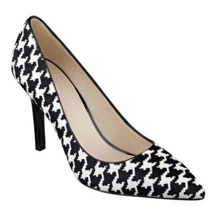 The Martina Pointed Toe Pump, found on NineWest.com.