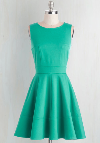 The Springs to Mind Dress, found on ModCloth.com.
